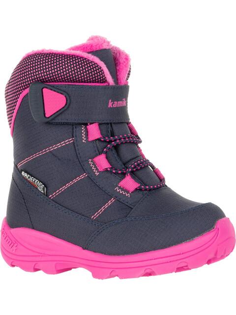 Kamik Stance Shoes Child navy/magènta